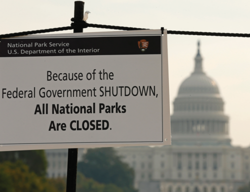 US Government Shutdown … What now?