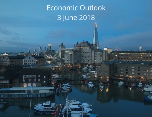 Economic Outlook – 3 June 2018