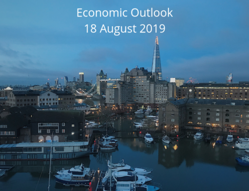 Economic Outlook – 18 August 2019