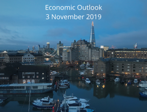 Economic Outlook – 3 November 2019